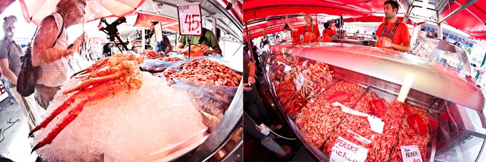 Targ rybny zwany Fisketorget