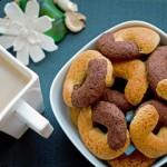 Włoskie objęcia o poranku czyli ciasteczka Abbracci