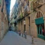Barcelona. Rambla, Gaudi, Churros