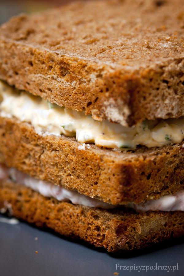 Szwedzki tort kanapkowy - smörgåstårta
