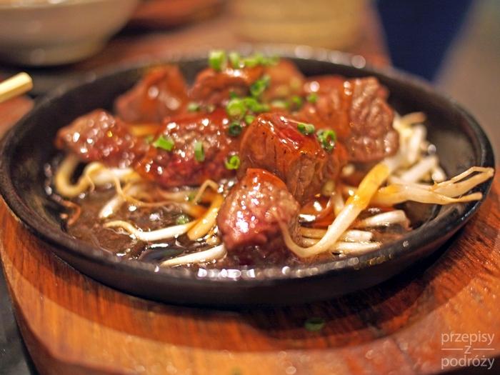 SuWołowina japońskashi