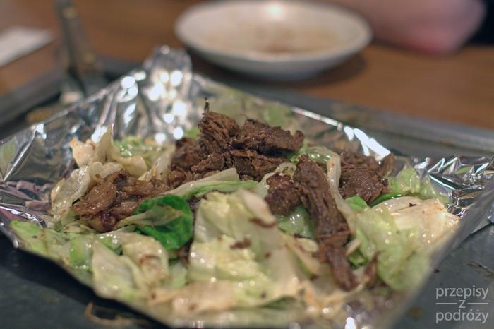 Wołowina japońska
