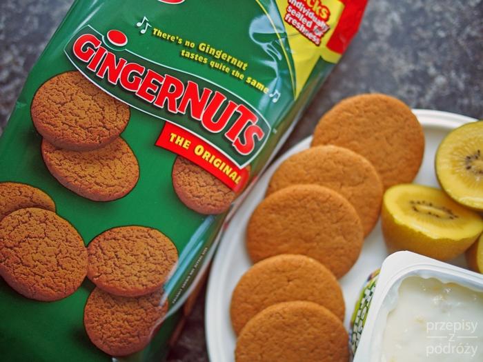 Ciasteczka Gingernuts