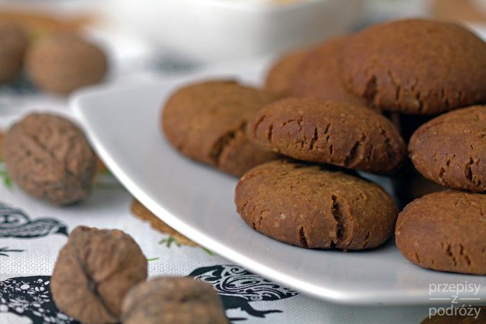 Ciasteczka imbirowe gingernuts z Nowej Zelandii