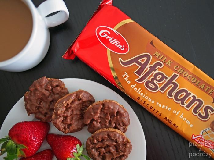 Afghan ciasteczka