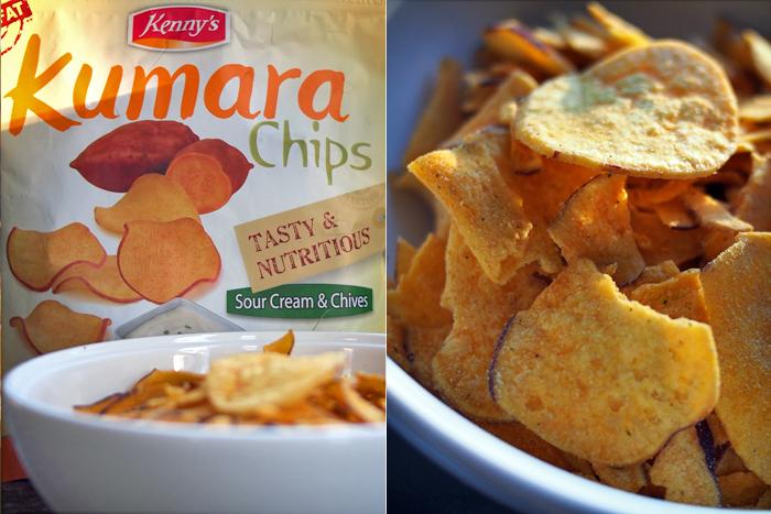 Chipsy z kumary