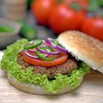 Domowy nowozelandzki devil burger