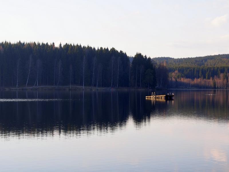 Kwiecień w Oslo czyli Inferno Festiwal, Påske i Nordmarka