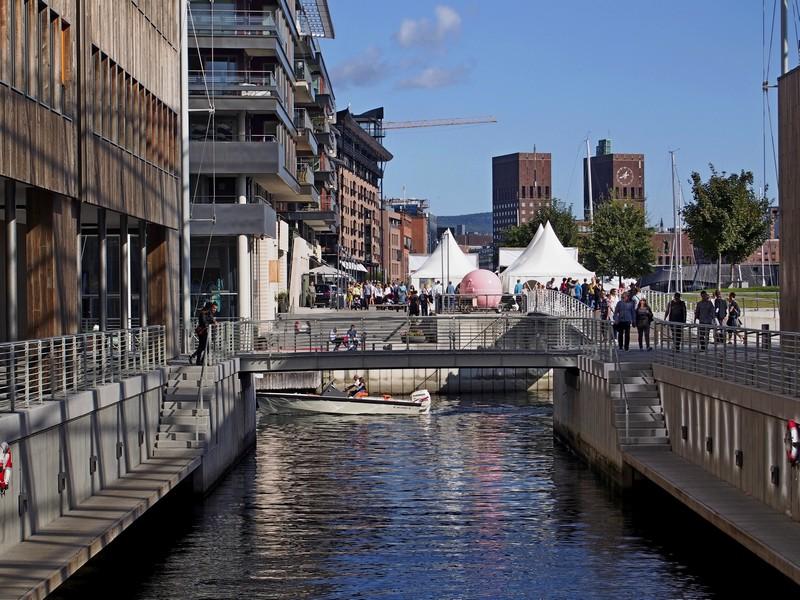 Norweski festiwal kulinarny Matstreif
