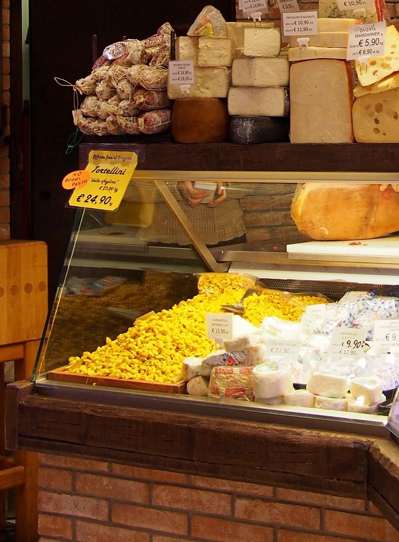 Wyjątkowa pasta fresca w Bolonii