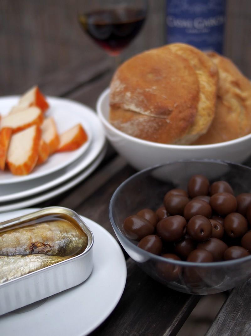 Portugalska pasta z sardynek