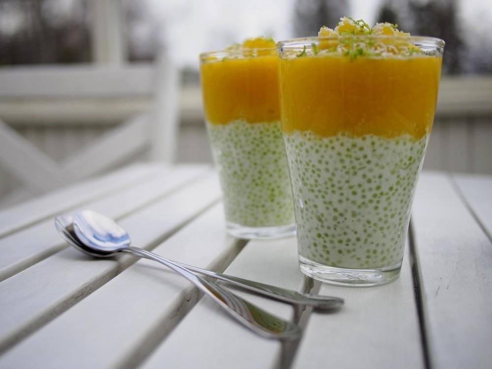 Pudding Z Tapioki Z Mango Przepisy Z Podrozy