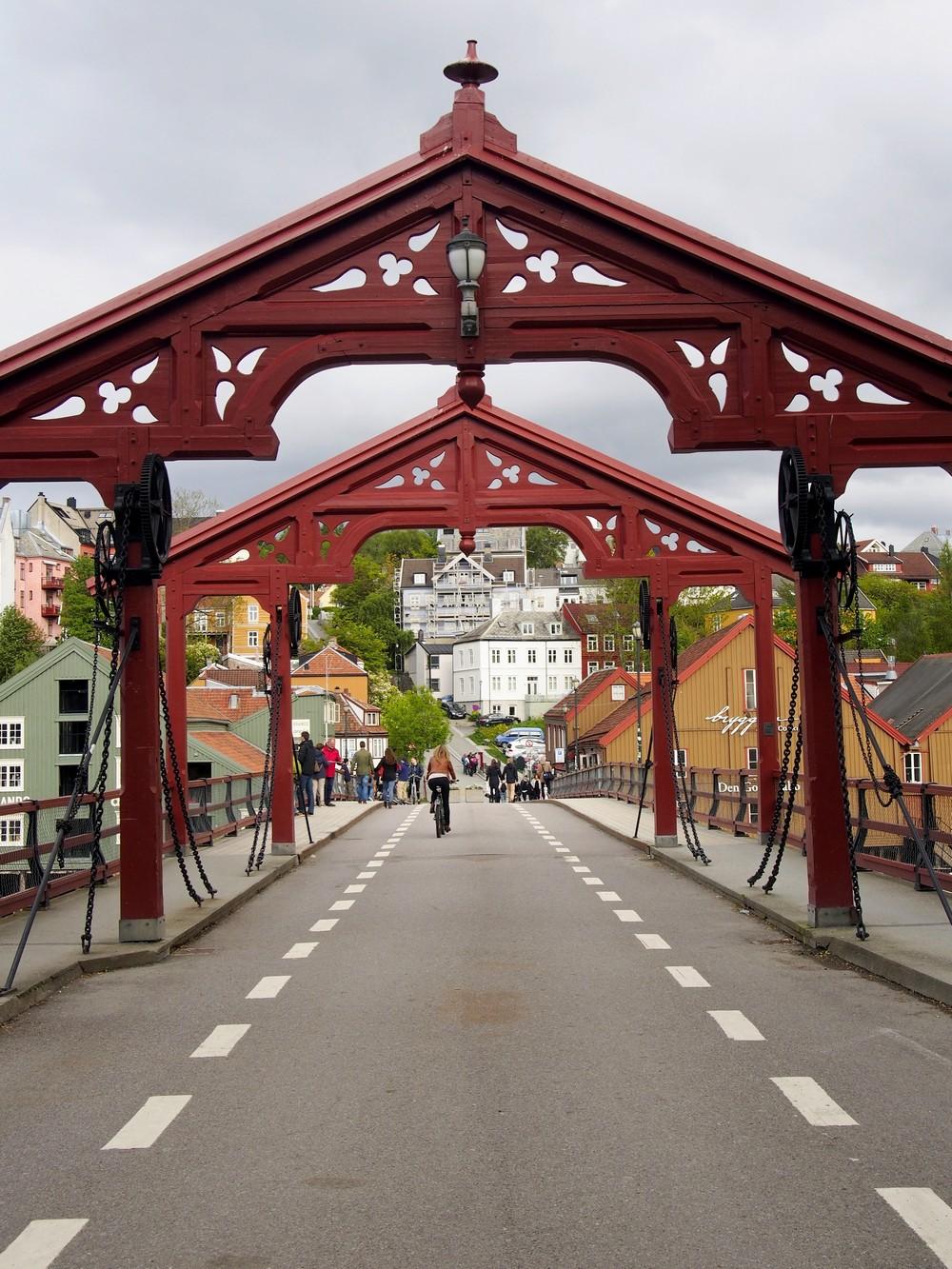 Relacja z Trondheim