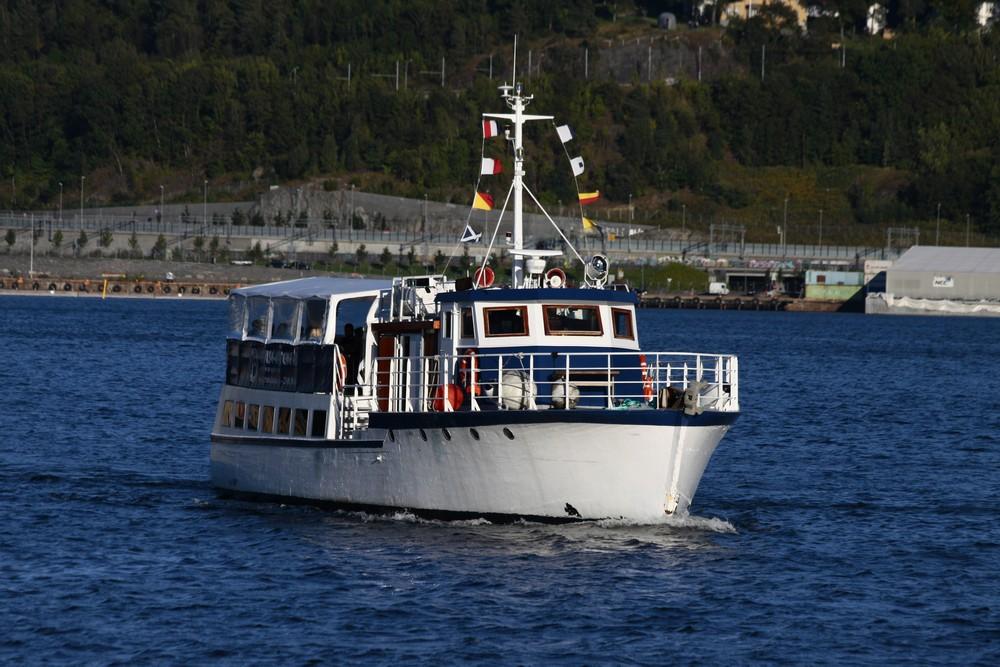 Grill na wyspie Hovedøya