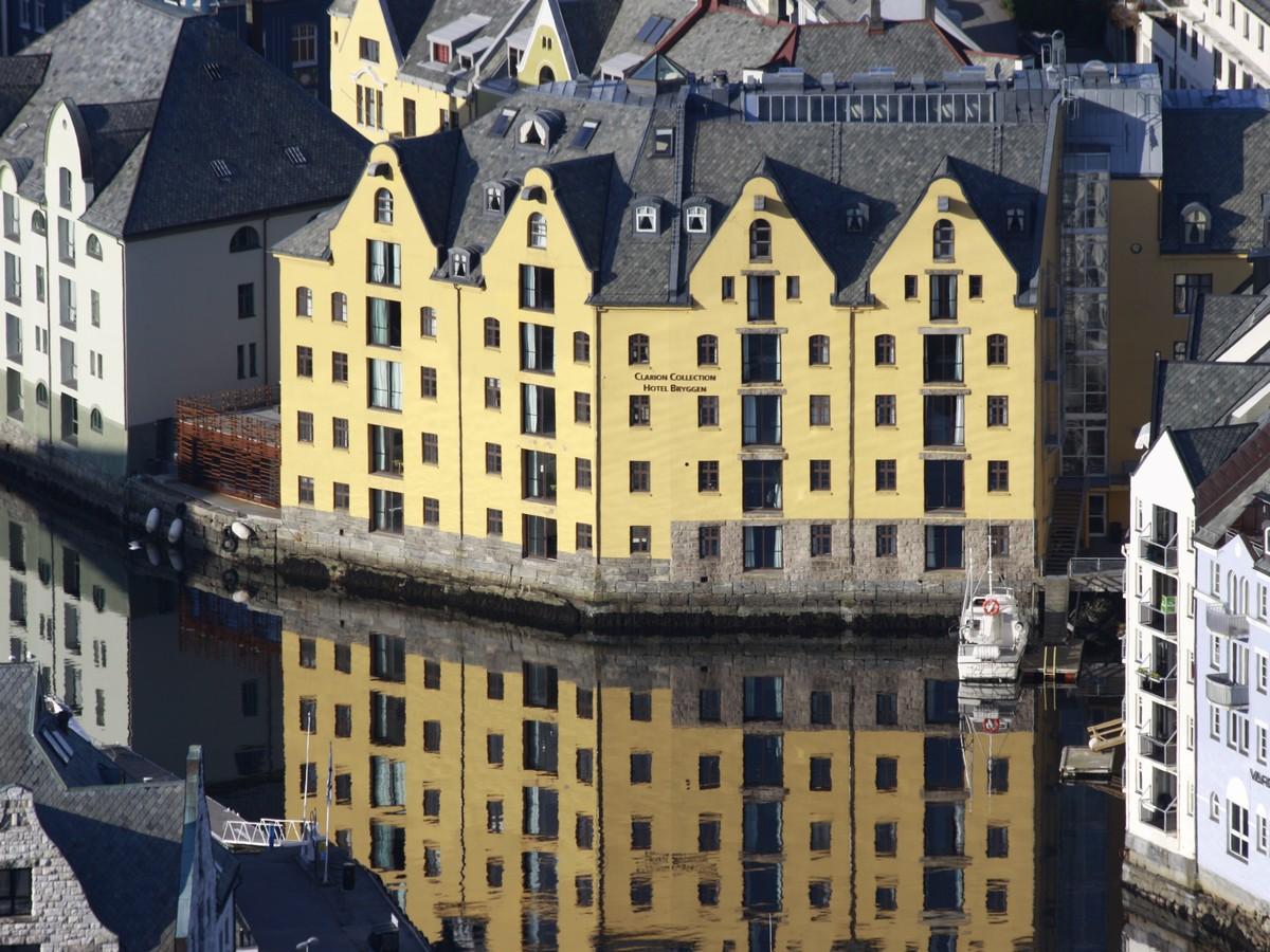Aksla, Ålesund