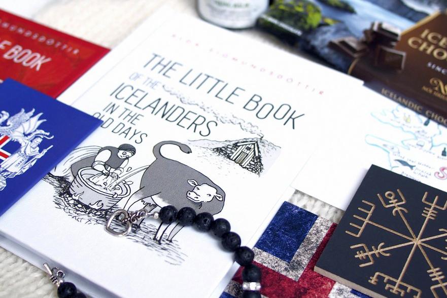 Islandzkie pamiątki - Lopapeysa, Viking Balm i herbata z mchu