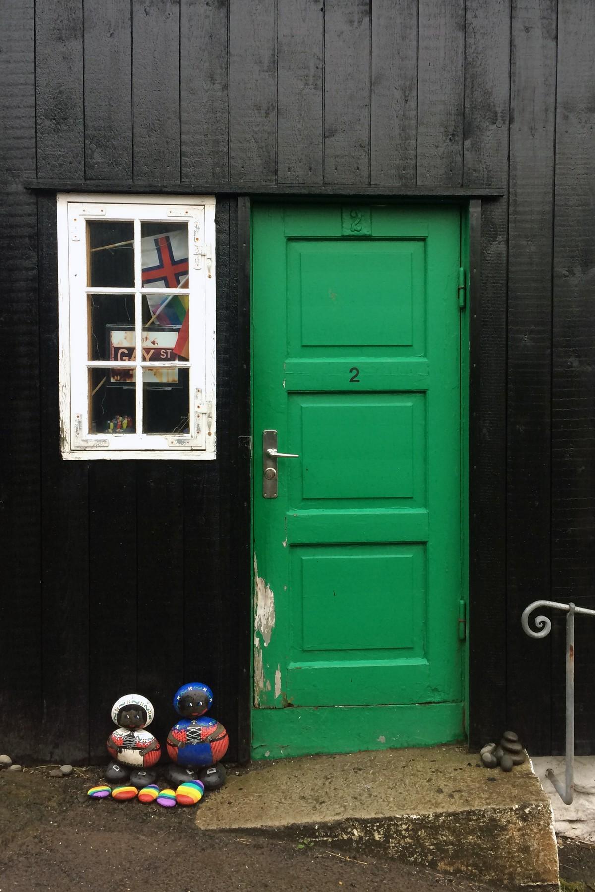 Wyspy Owcze - Tórshavn