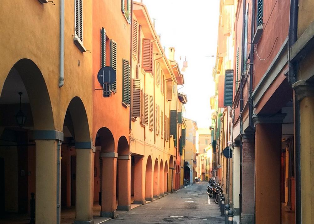 Bolonia i Ferrara