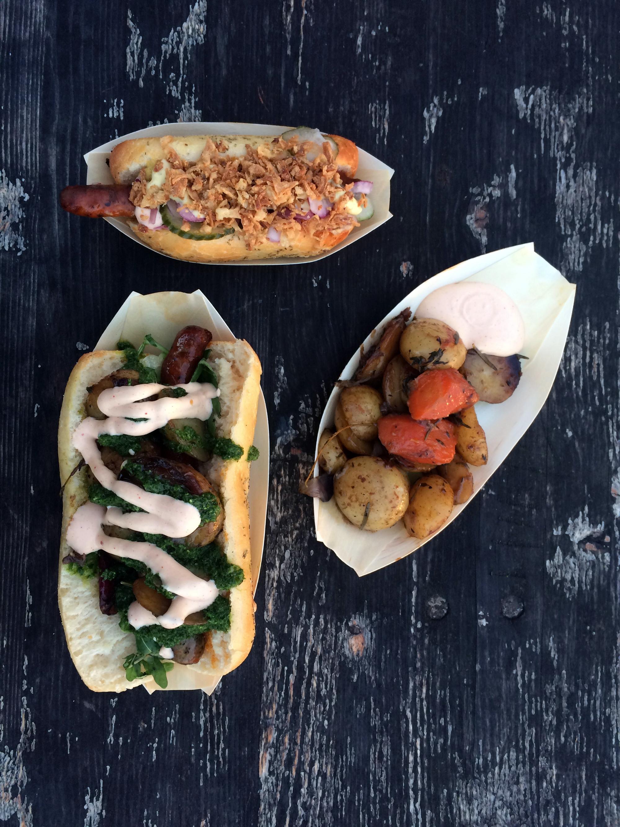 Duńskie hot-dogi od Pølsekompaniet