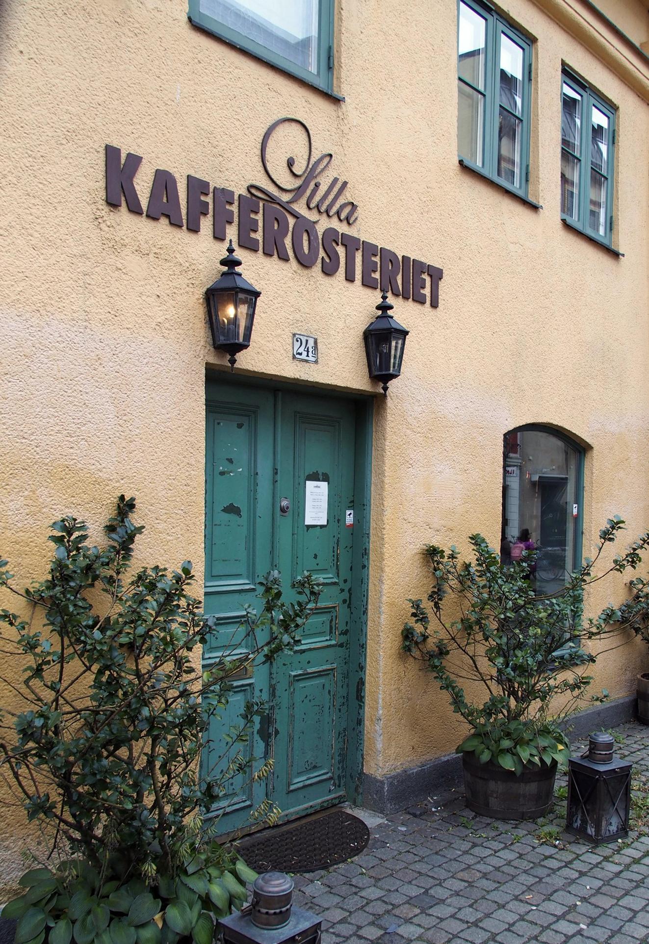 Lilla Kafferosteriet, Malmö
