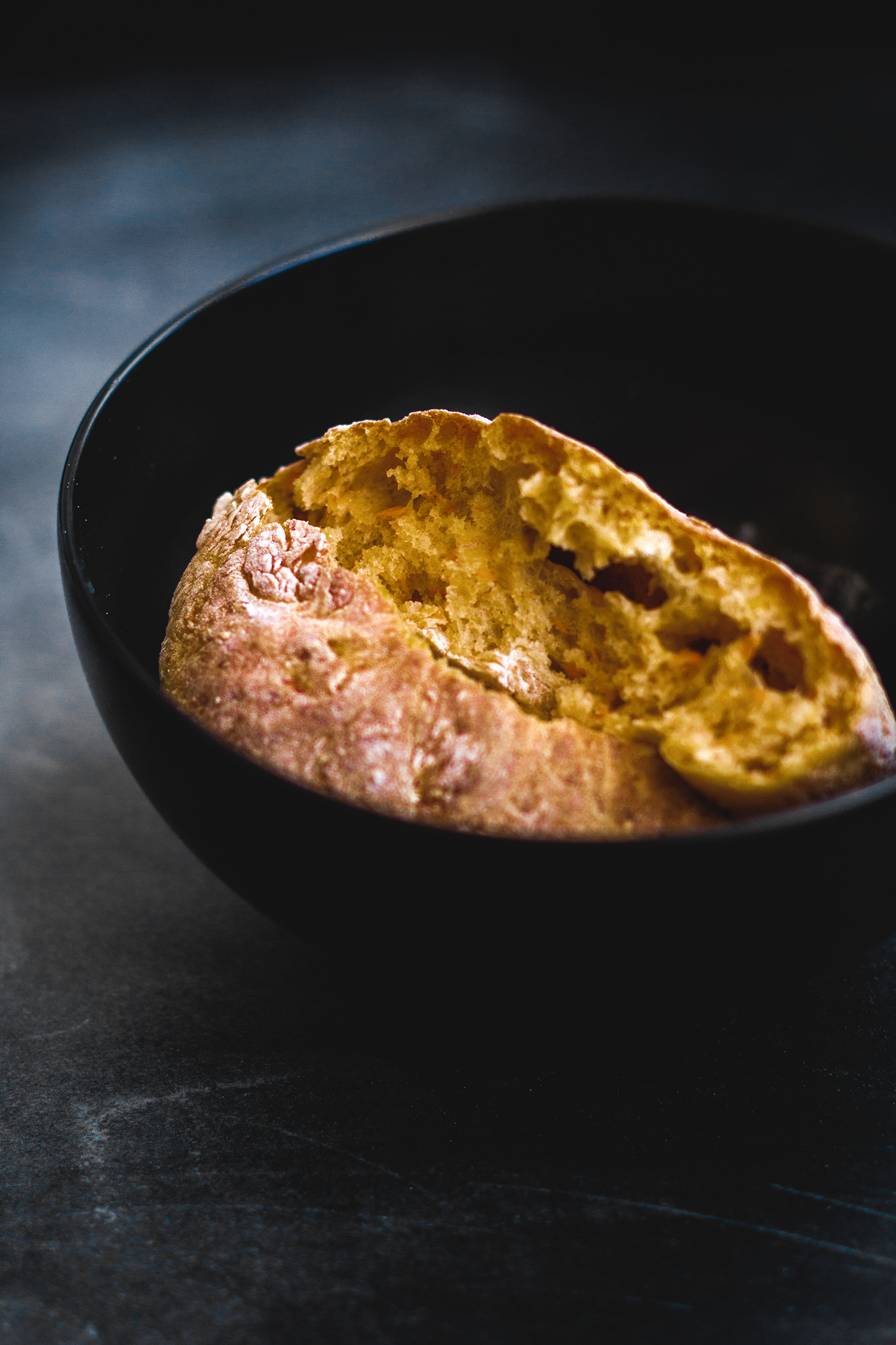 Chleb z Madery. Bolo do caco
