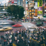 Tokio. Pierwsze obrazki z Japonii.