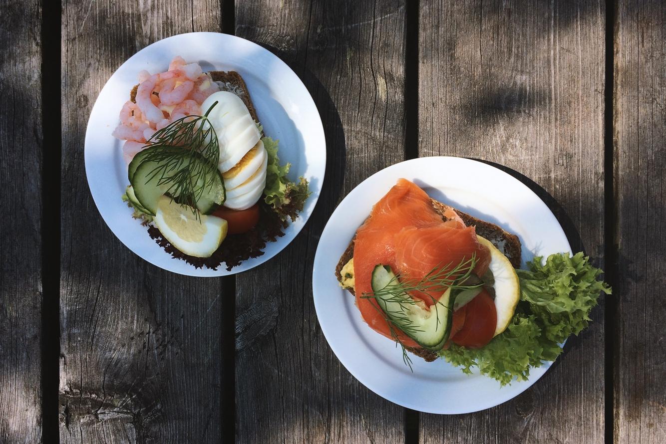 Jak smakuje Norwegia