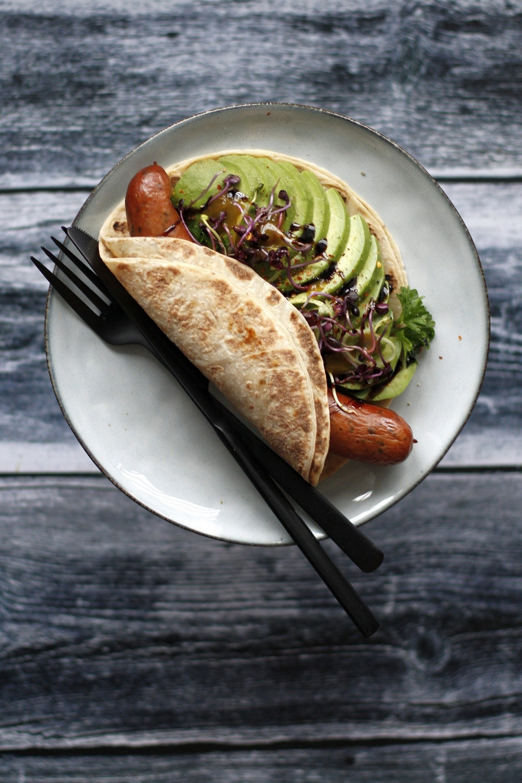 Norweska kuchnia. Pølse