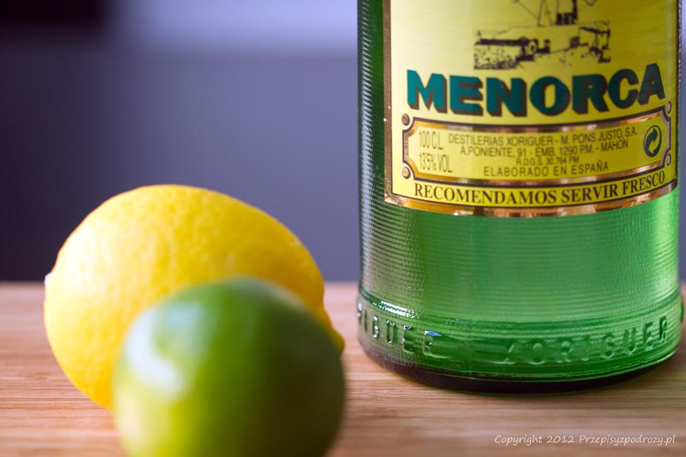 Pomada czyli orzeźwiający napój z Minorki