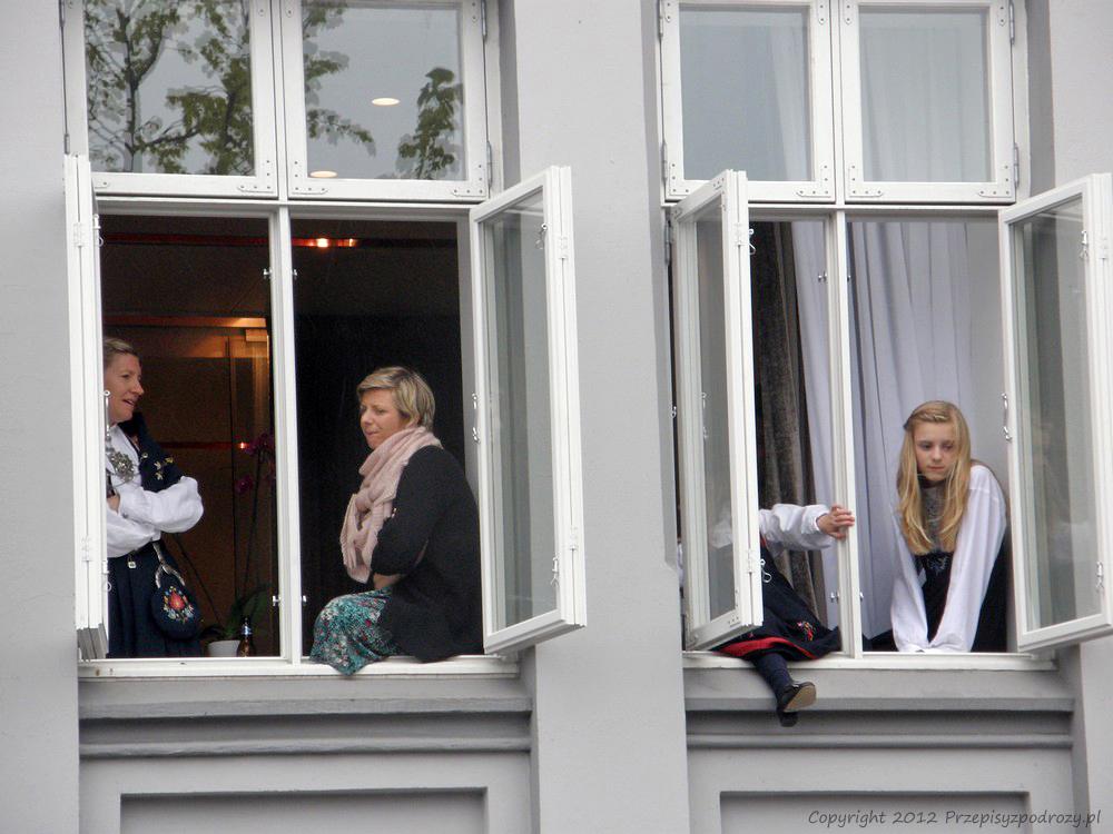 Obchody 17 maja w Stavanger