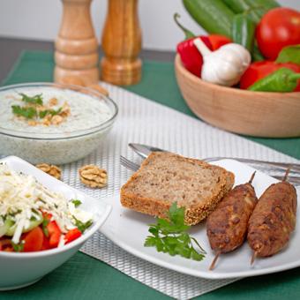Bułgarski obiad