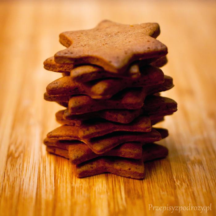 Skandynawskie ciasteczka Pepperkaker