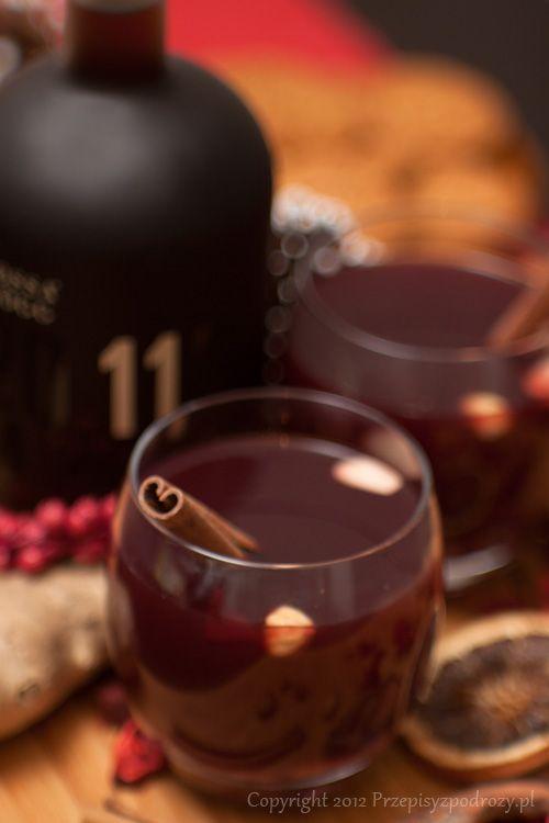 Szwedzkie grzane wino - Glögg