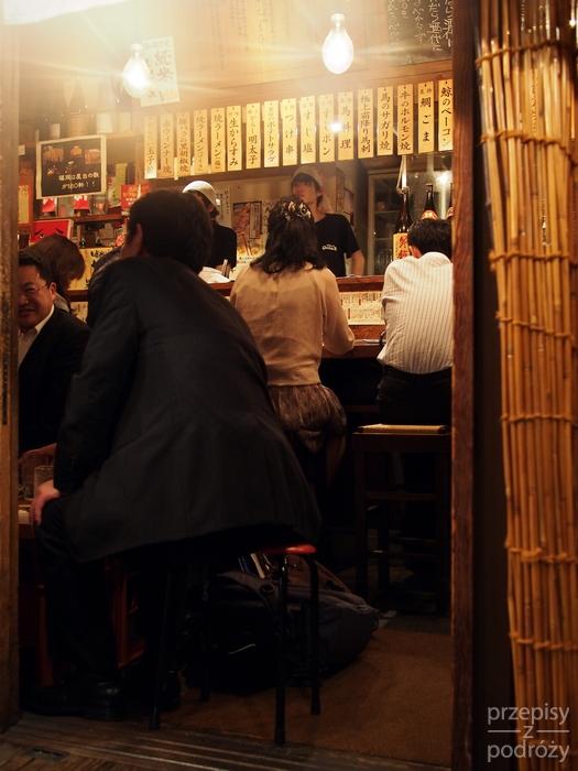 Japońska przystawka Gomae