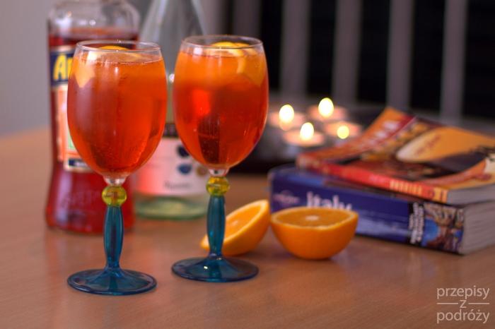 Aperol Spritz i aperitivo