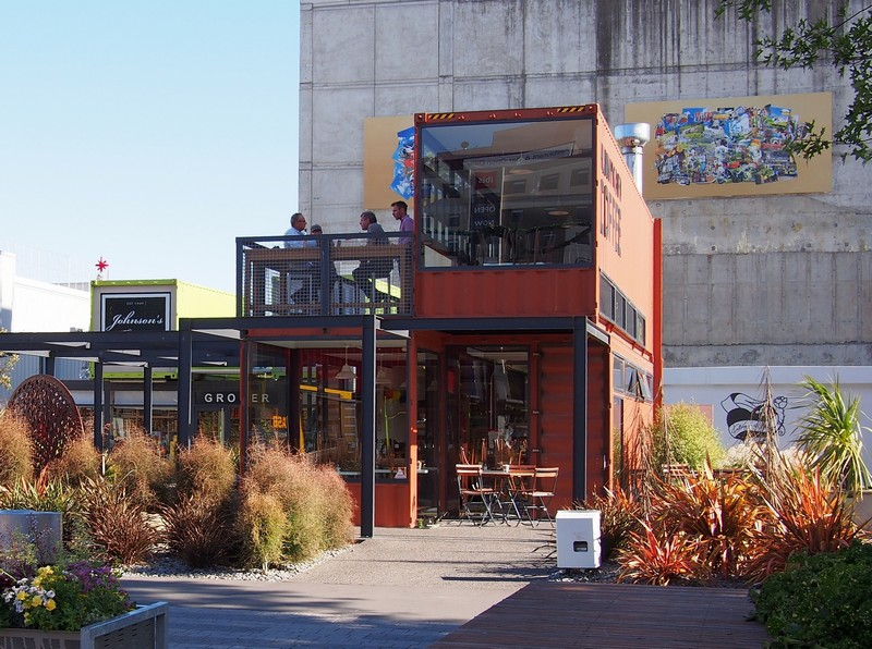 Hummingbird Coffee Christchurch