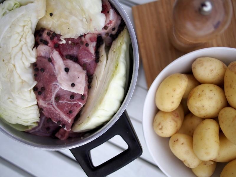 Fårikål. Norweskie danie narodowe