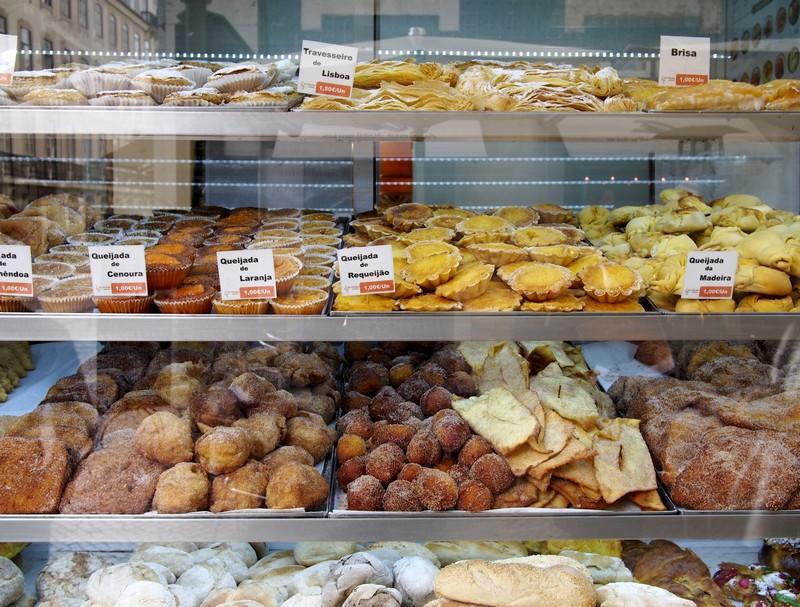 Portugalskie słodycze