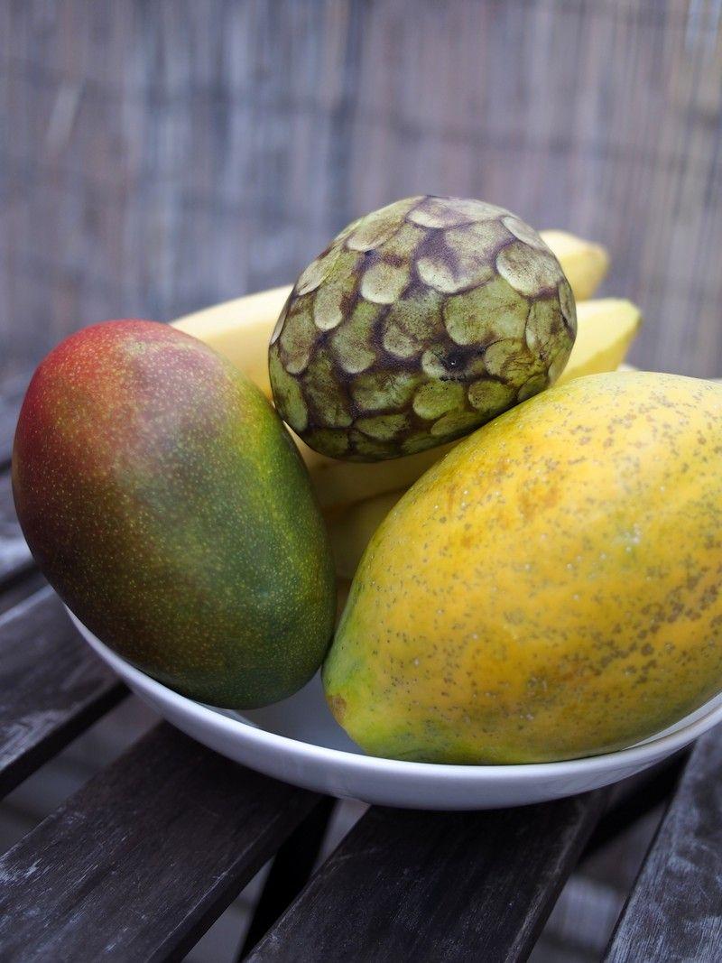 Portugalskie owoce