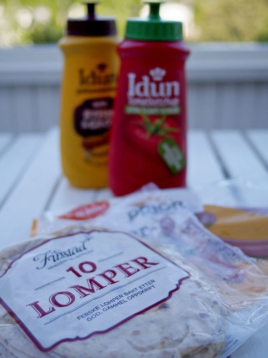Norweski fast food