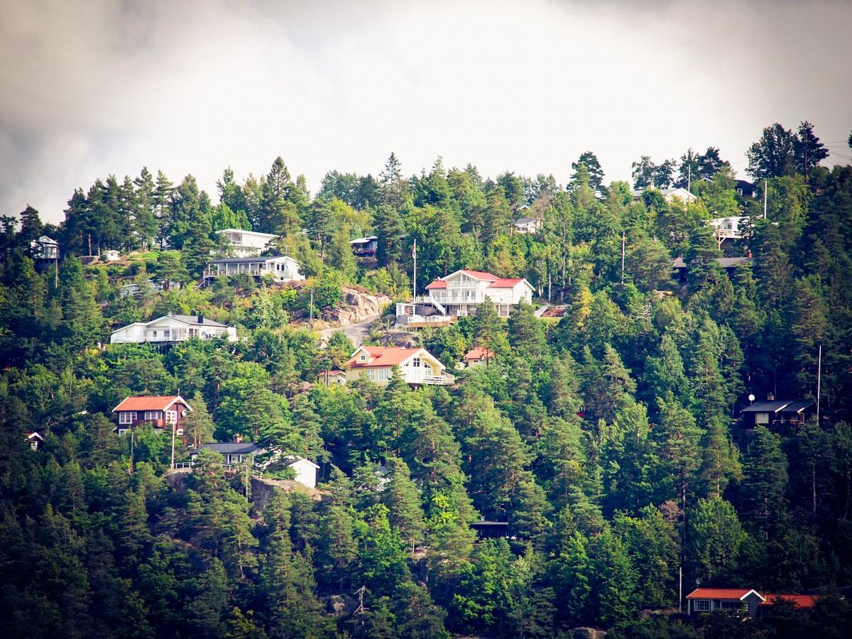 Drøbak, Norwegia