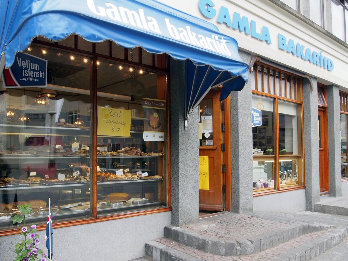 Gamla Bakaríið