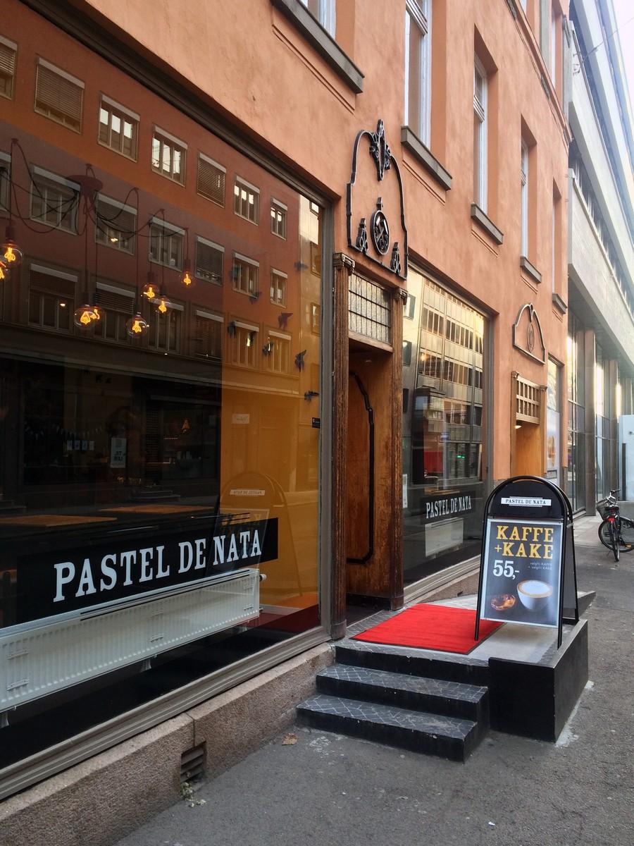 Pastel de Nata w Oslo