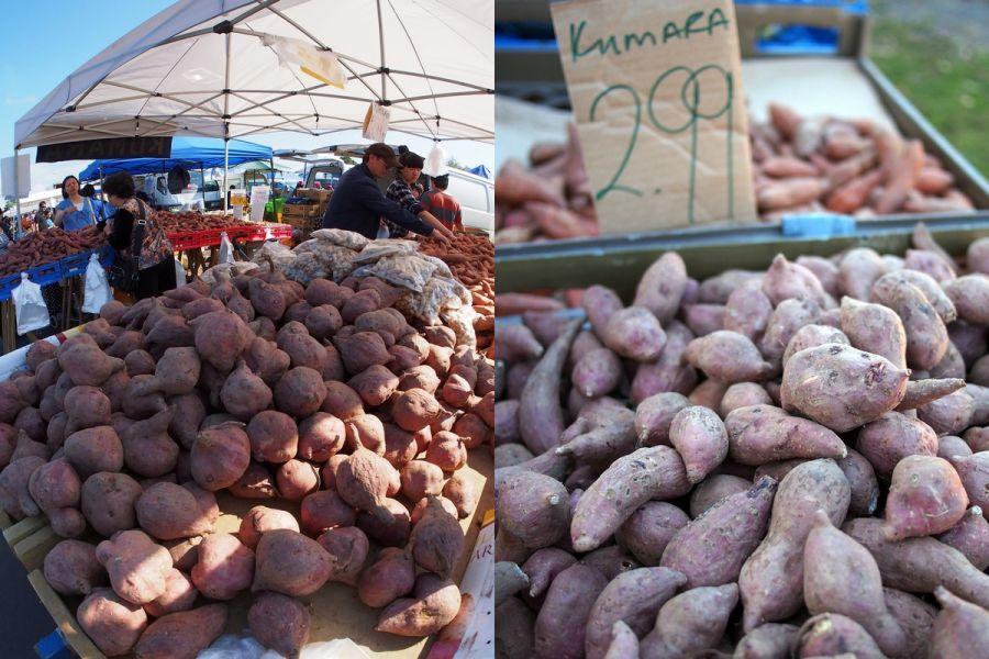 Hummus ze słodkich ziemniaków