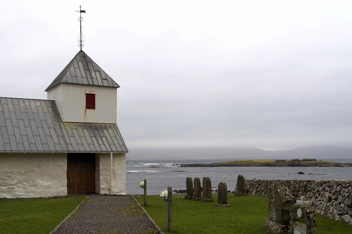 Wyspy Owcze - Kirkjubøur