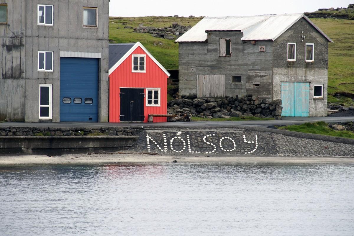 Wyspy Owcze - Nólsoy