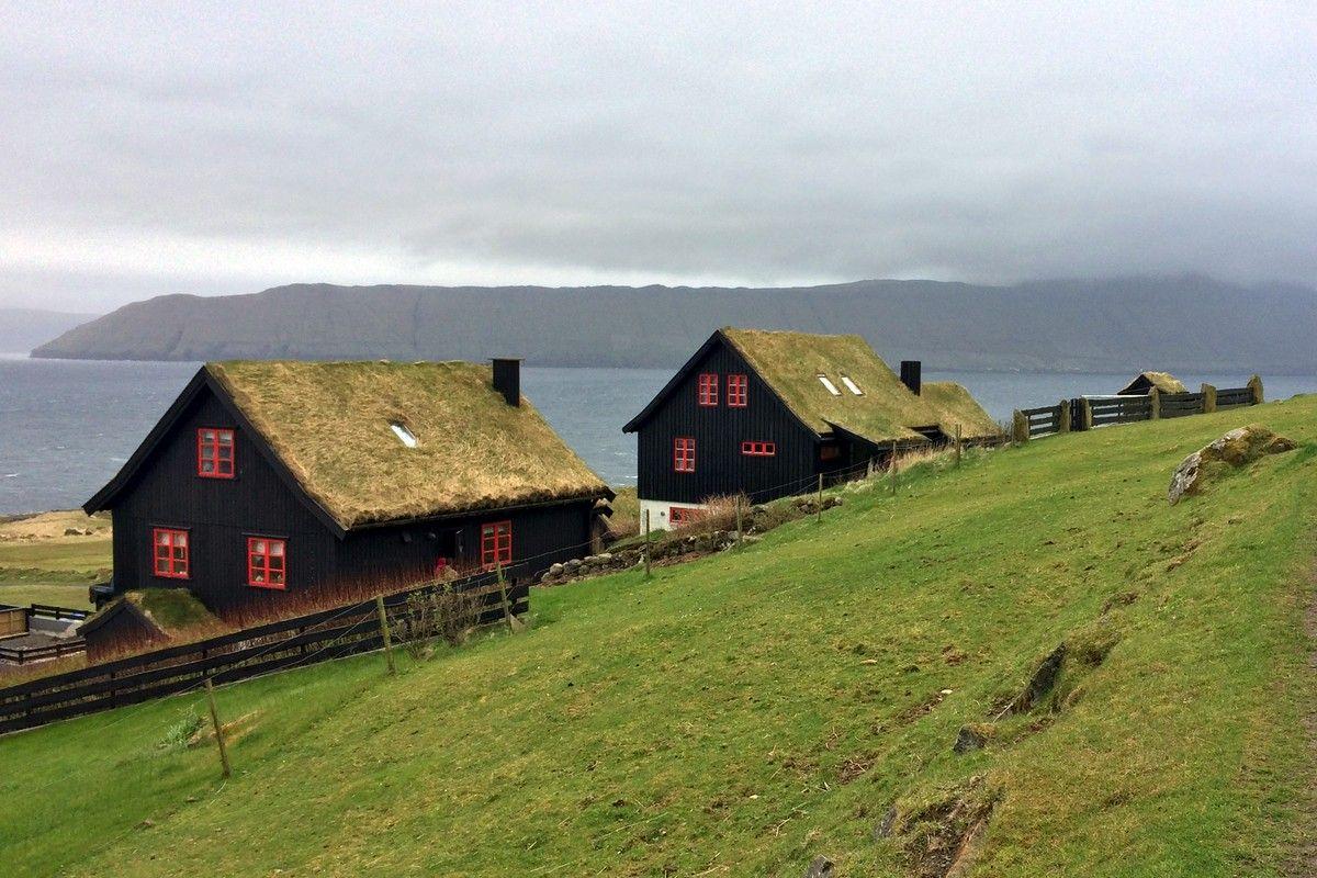 Kirkjubøur & Nólsoy