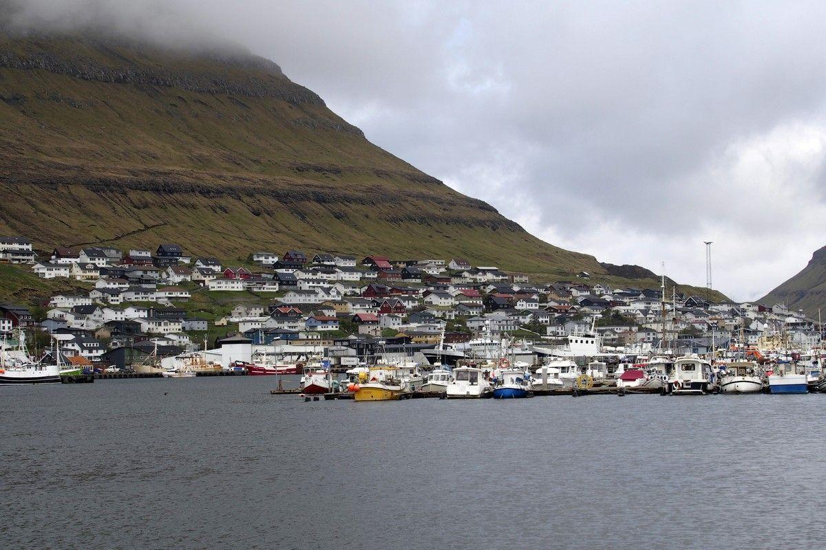 Wyspy Owcze - Klaksvik