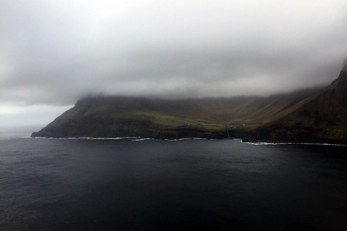 Wyspy Owcze - Mykines