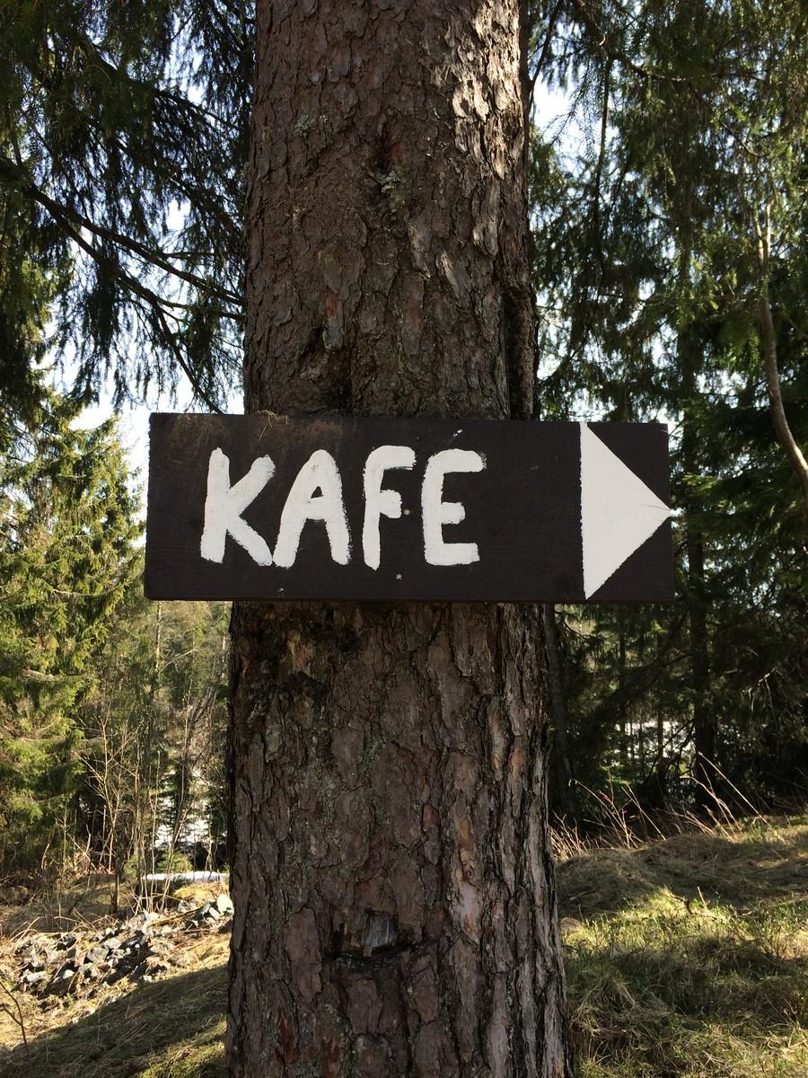 Smak Oslomarki. Czego spróbować w leśnej chatce.
